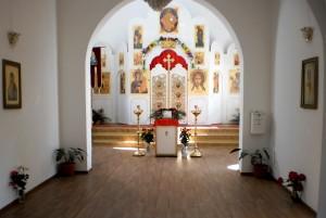 Храм великомученика Димитрия Солунского с. Шелек